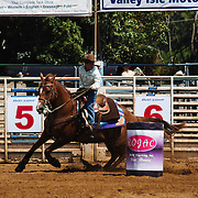 Saturday Barrel Racing