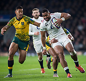 20181124 England vs Australia, Twickenham, UK