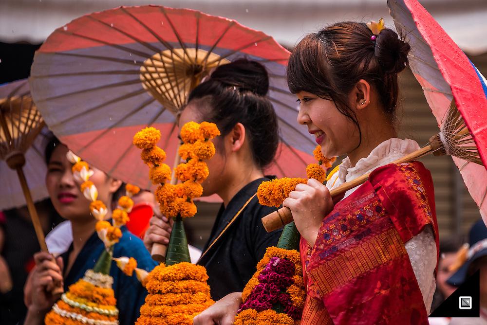 Laos - Luang Prabang - Pi Mai