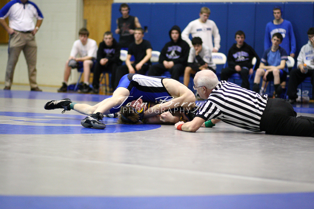 MCHS Wrestling.vs King George.Madison Duels.1/19/08