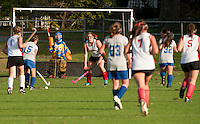 Field Hockey Laconia Middle School versus Gilford Middle School October 20, 2011.