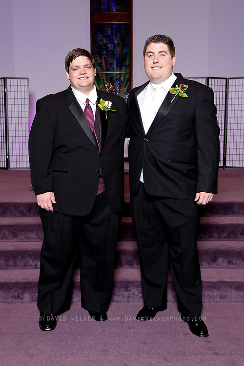|| Warren + Amanda  || on August 4, 2012 in Chilicothe, Missouri. (David Welker/www.TurfImages.com)