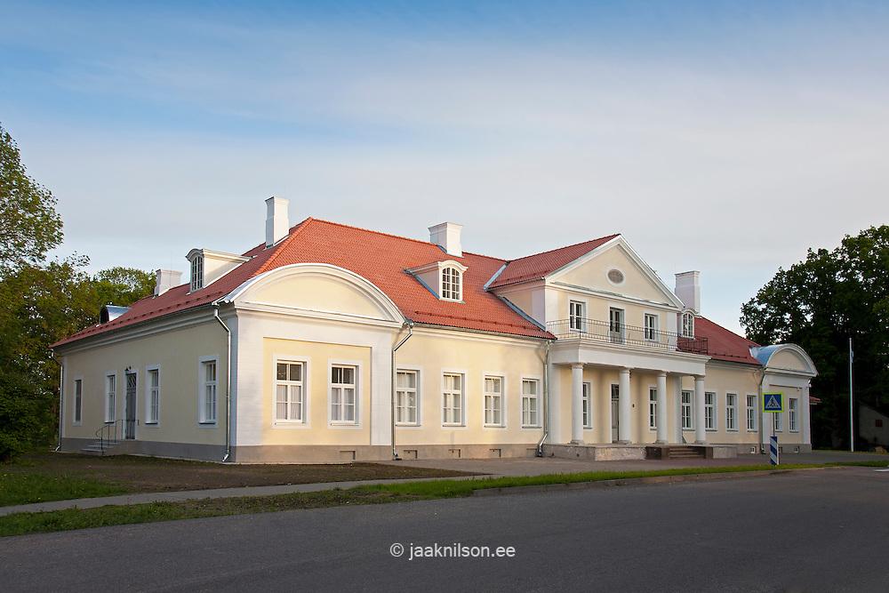 Koigi Manor School, Järva County, Estonia, Europe