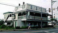 The Spread Eagle Inn at Rts. 232 and 332 in Richboro, Pa.