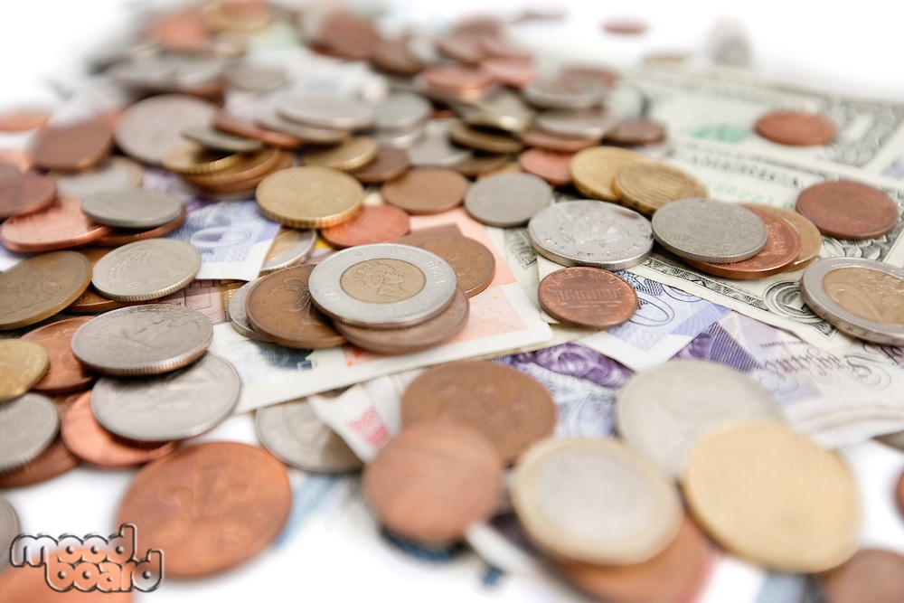 Selective focus of currencies
