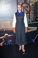 Amanda Abbington, Specsavers Crime Thriller Awards, Grosvenor House Hotel, London UK, 24 October 2014, Photo by Richard Goldschmidt