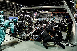 September 16, 2018 - Singapore, Singapore - Motorsports: FIA Formula One World Championship 2018, Grand Prix of Singapore, .#77 Valtteri Bottas (FIN, Mercedes AMG Petronas Motorsport) (Credit Image: © Hoch Zwei via ZUMA Wire)