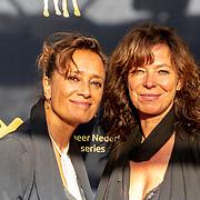 NLD/Utrecht/20191002 - NFF 2019: premiere Puck en Hans, Susan Klemann en partner