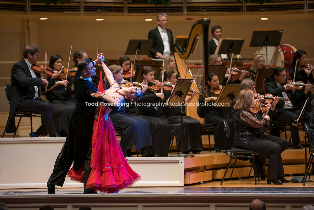 12/30/17 3:01:33 PM -- Chicago, IL, USA<br /> Attila Glatz Concert Productions' &quot;A Salute to Vienna&quot; at Orchestra Hall in Symphony Center. Featuring the Chicago Philharmonic <br /> <br /> &copy; Todd Rosenberg Photography 2017