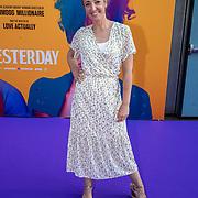 NLD/Amsterdam/20190624 - speciale voorvertoning Yesterday, Isabelle Brinkman
