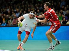 20120107 Herrehåndbold landskamp Danmark-Polen
