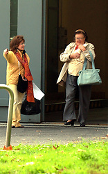 Italy, Milan - September 16, 2013.Patrizia Reggiani left jail after serving 16 years of a 26-year sentence for the murder of her ex-husband Maurizio Gucci in 1995.Archive file of Patrizia Reggiani (lefdt) dated October 2005. (Credit Image: © Del Puppo/Fotogramma/Ropi via ZUMA Press)