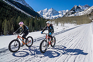 Aspen Winter Fat Biking