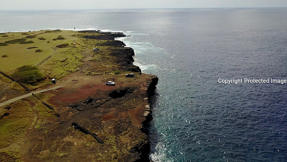 South Point, Big Island of Hawaii, Hawaii