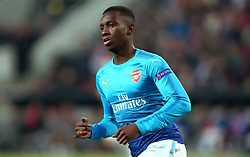 Edward Nketiah of Arsenal - Mandatory by-line: Robbie Stephenson/JMP - 23/11/2017 - FOOTBALL - RheinEnergieSTADION - Cologne,  - Cologne v Arsenal - UEFA Europa League Group H