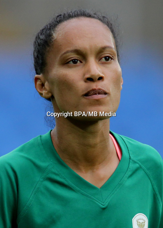 Fifa Woman's Tournament - Olympic Games Rio 2016 -  <br /> South Africa National Team - <br /> Leandra SMEDA