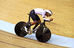 Germany's Leon Rohde in the men's 4000m individual pursuit qualifying during day four of the 2018 European Championships at the Sir Chris Hoy Velodrome, Glasgow. PRESS ASSOCIATION Photo. Picture date: Sunday August 5, 2018. See PA story CYCLING European. Photo credit should read: John Walton/PA Wire. RESTRICTIONS: Editorial use only, no commercial use without prior permission