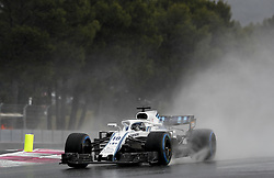 June 23, 2018 - Le Castellet, France - Motorsports: FIA Formula One World Championship 2018, Grand Prix of France, .#18 Lance Stroll (CAN, Williams Martini Racing) (Credit Image: © Hoch Zwei via ZUMA Wire)