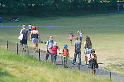 ©Licensed to London News Pictures 21/05/2020<br /> Greenwich, UK. People out and about in Greenwich park, Greenwich, London this afternoon enjoying lockdown freedom as the mini heatwave hot weather continues with temperatures set to hit 28C in parts of the UK.  Photo credit: Grant Falvey/LNP