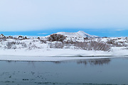 Myvatn in Northeast-Iceland