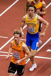 03-03-2017  SRB: European Athletics Championships indoor day 1, Belgrade<br /> In een lege Kombank Arena wordt de eerste dag van het Europees Kampioenschap gehouden / Thijmen Kupers