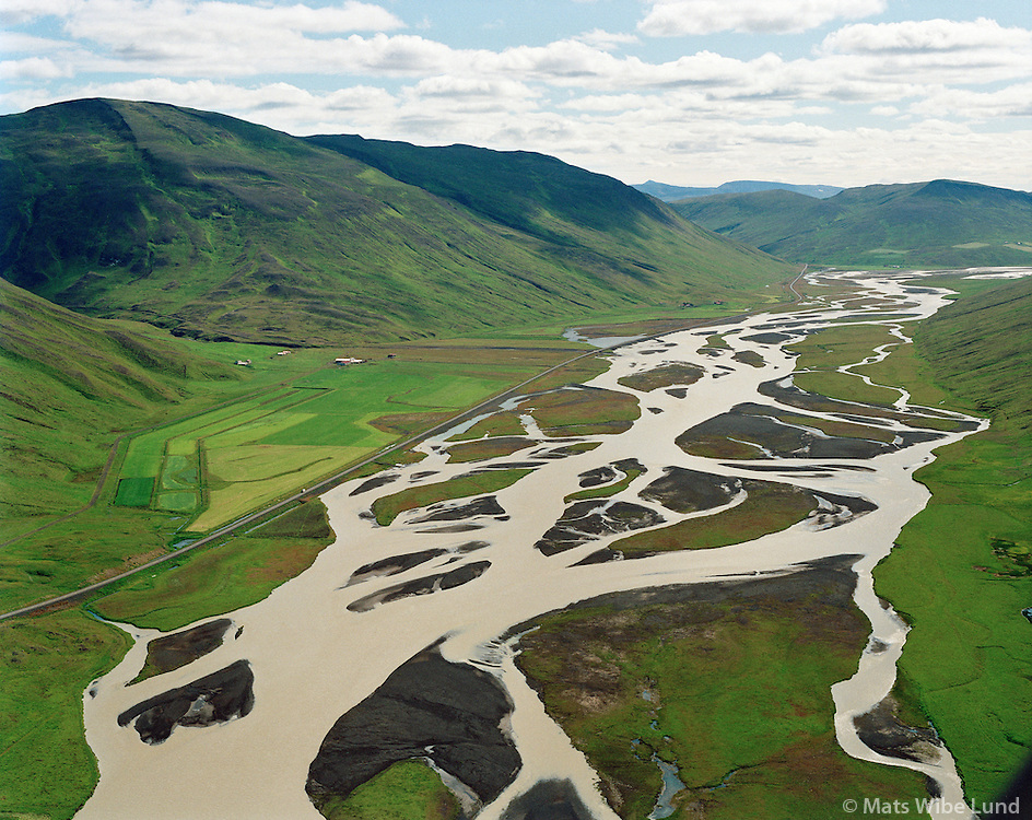 Auðólfsstaðir, Blanda, Bólstaðarhlíðarhreppur /.Audolfsstadir, river Blanda, Bolstadarghlidarhreppur.