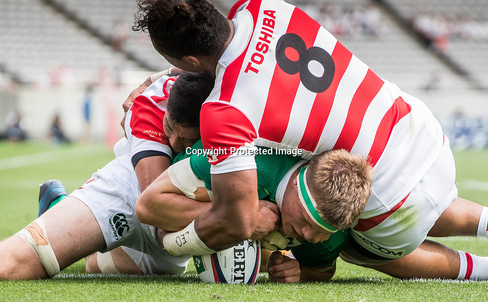 2017 Summer Tour 3rd Test, Ajinomoto Stadium, Chofu, Tokyo 24/6/2017<br />