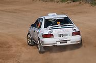Andrew Murdoch - Subaru Impreza - Rallycross Australia - Rnd 1 - February 26th 2017. MARULAN DIRT & TAR CIRCUITS, MARULAN, NSW