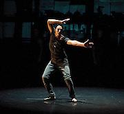 Balletboyz<br /> &quot;The Talent&quot;<br /> artistic directors Michael Nunn &amp; William Trevitt <br /> The Arts Depot <br /> Press photocall<br /> 27th January 2011<br /> Balletboyz 10th Anniversary Tour<br /> <br /> &quot;Void&quot;<br /> <br /> Leon Poulton<br /> <br /> <br /> <br /> Photograph by Elliott Franks