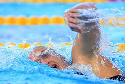 Jan Karel Petric, Men`s 1500m Freestyle, at 3rd day of Heats of LEN European Short Course Swimming Championships Rijeka 2008, on December 13, 2008,  in Kantrida pool, Rijeka, Croatia