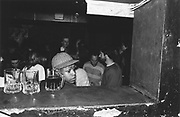 Inside The DJ Booth, Dug Out, Bristol, 1985