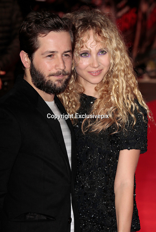 Oct 20, 2014 - 'Horns' UK Premiere<br /> Premiere of Daniel Radcliffe's new movie Horns which was held at Odeon West End, Leicester Square<br /> <br /> Pictured: Juno Temple and Michael Angarano<br /> ©Exclusivepix