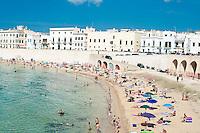 Gallipoli - spiaggia della Purita'