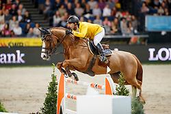 Mansur Guerios Yuri, BRA, Babylotte<br /> Stuttgart German Masters 2017<br /> © Hippo Foto - Stefan Lafrentz