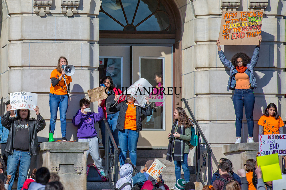 ENOUGH:National School Walkout