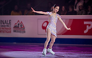 December 12, 2018:  Images from the Vancouver 2018 Figure Skating Grand Prix Finale.  Action during the Gala held at Doug Mitchell Arena on the campus of the University of British Columbia in Vancouver, BC, Canada.    ****(Photo by Bob Frid 2018 - All Rights Reserved : cell 778-834-2455 : email: bob.frid@shaw.ca Web: bob-frid-images.photoshelter.com ****)