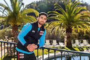 BENAHAVIS - 06-01-2017, Trainingskamp, AZ, AZ speler Alireza Jahanbakhsh