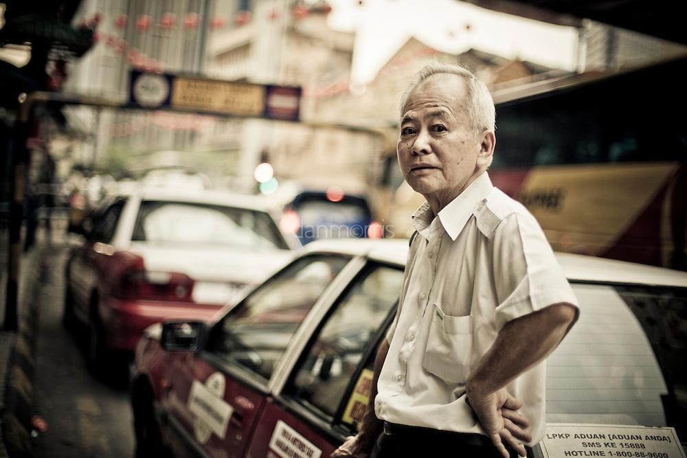 Taxi driver, Kuala Lumpur