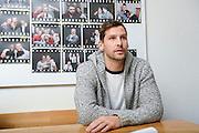 08.03.2016; Aarau; Fussball Challenge League - FC Aarau;<br /> Stephane Besle (Aarau) <br /> (Andy Mueller/freshfocus)