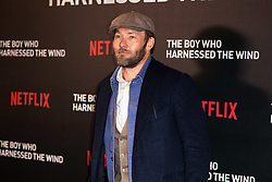 February 19, 2019 - London, United Kingdom of Great Britain and Northern Ireland - Joel Edgerton arriving at the UK premiere of 'The Boy Who Harnessed The Wind' at Ham Yard Hotel on February 19, 2019 in London, England  (Credit Image: © Famous/Ace Pictures via ZUMA Press)