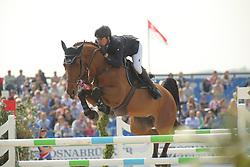 Rivetti, Cassio, Chataga<br /> Hagen - Horses and Dreams 2015<br /> Int. Grosse Tour<br /> © www.sportfots-lafrentz.de/Stefan Lafrentz