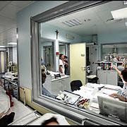 Ufficio Caposala del Pronto Soccorso dell'Ospedale Santa Corona di Pietra Ligure (SV) .22 agosto 2011