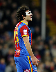 Crystal Palace's Mile Jedinak - Photo mandatory by-line: Joe Meredith/JMP - Tel: Mobile: 07966 386802 19/02/2013 - SPORT - FOOTBALL - Selhurst Park - Cardiff -  Crystal Palace V Bristol City - Npower Championship