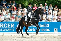 Von Bredow-Werndl Jessica, (GER), Unee BB<br /> German National Championship Dressage - Balve 2015<br /> Balve - Balve Optimum 2015<br /> © Hippo Foto - Stefan Lafrentz<br /> 14/06/15