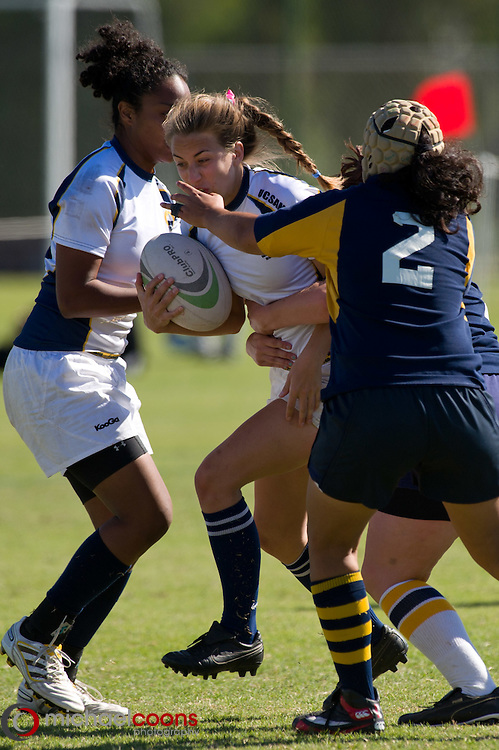 UC Davis vs UCSD on Sunday (Scrum by the Sea 2010)