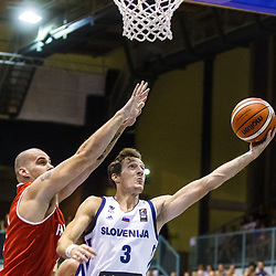 20170804: SLO, Basketball - Adecco Cup, Slovenia vs Hungary