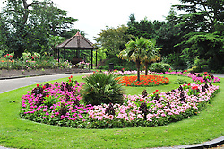 © Licensed to London News Pictures. 21/07/2016<br /> The gazebo in Church House Gardens, Bromley.<br /> Girl gang raped in a Bromley Park.<br /> <br /> Today (21.07.2016) police have released an appeal after a teenage girl was approaced by a group of men in their 20s in Church House Gardens next to the Churchill Theatre, Bromley, Greater London. The attack took place between 6PM AND 8PM on Sunday July 3rd  near the gazebo in the park. The victim was raped by more than one of the men.<br /> <br /> (Byline:Grant Falvey/LNP)