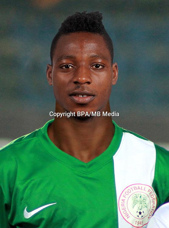 Fifa Men&acute;s Tournament - Olympic Games Rio 2016 - <br /> Nigeria National Team - <br /> Kingsley Madu