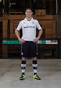 Darren O'Dea models the club's 2016-17 away kit<br /> <br />  - &copy; David Young - www.davidyoungphoto.co.uk - email: davidyoungphoto@gmail.com