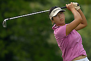 Shanshan Feng during the first round of stroke play at the U.S. Women's Amateur at Crooked Stick Golf Club on Aug. 6, 2007 in Carmel, Ind.    ...©2007 Scott A. Miller